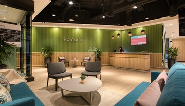 Komune Coworking @ Komune Living image 1