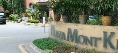 Plaza Mont Kiara- Office Suites ready to occupied