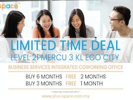 Plus Space Sdn Bhd, Kuala Lumpur