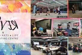 RÊVER of Music,Arts,Life-Co-Creating Centre, Putrajaya