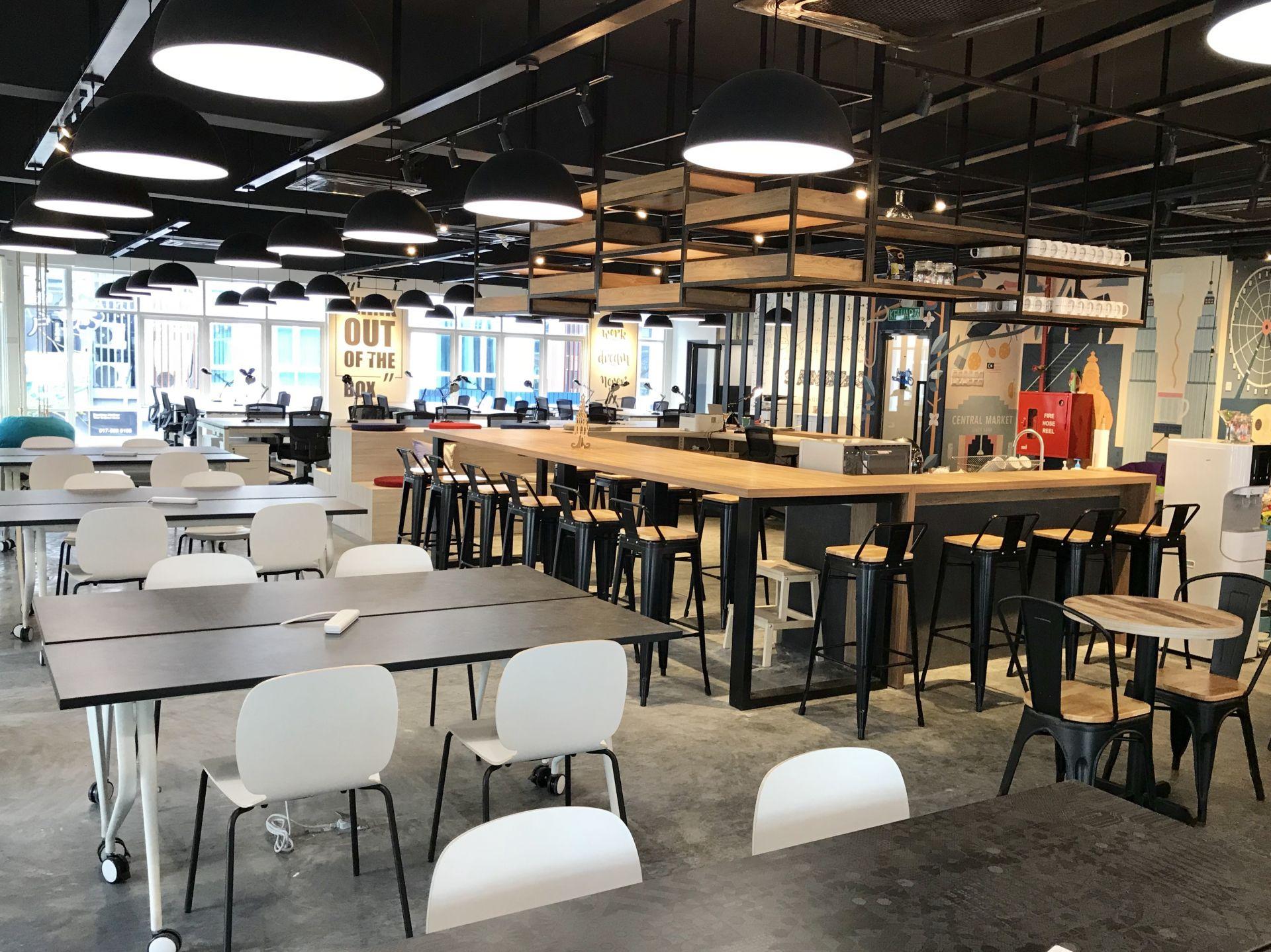Sandbox Coworking Space Kuala Lumpur Read Reviews Book Online