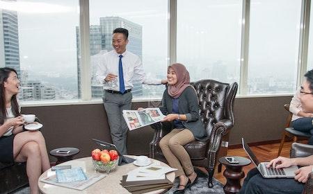 Servcorp NU Tower 2, Kuala Lumpur
