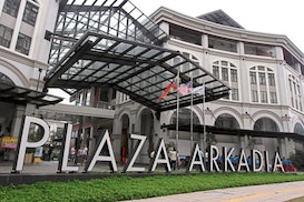Serviced Office / Virtual Office at Plaza Arkadia, Subang Jaya