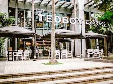 Tedboy Express @ Menara Standard Chartered image 5