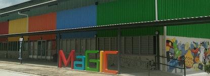 MaGIC Sarawak Co-working Space