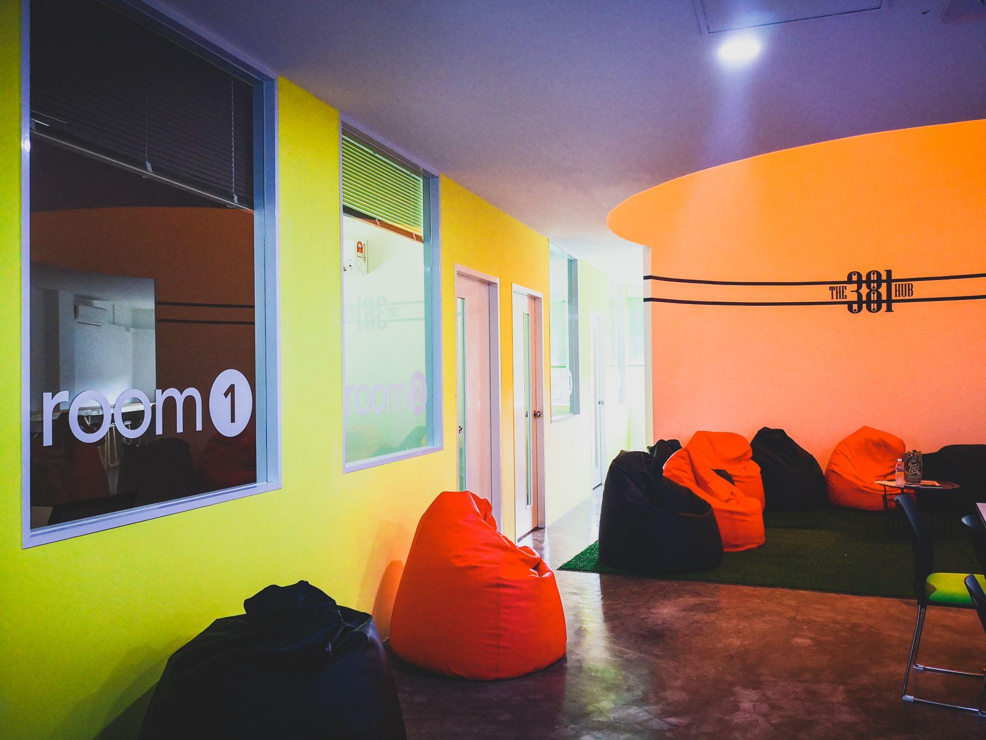 The 381 Hub, Kuching