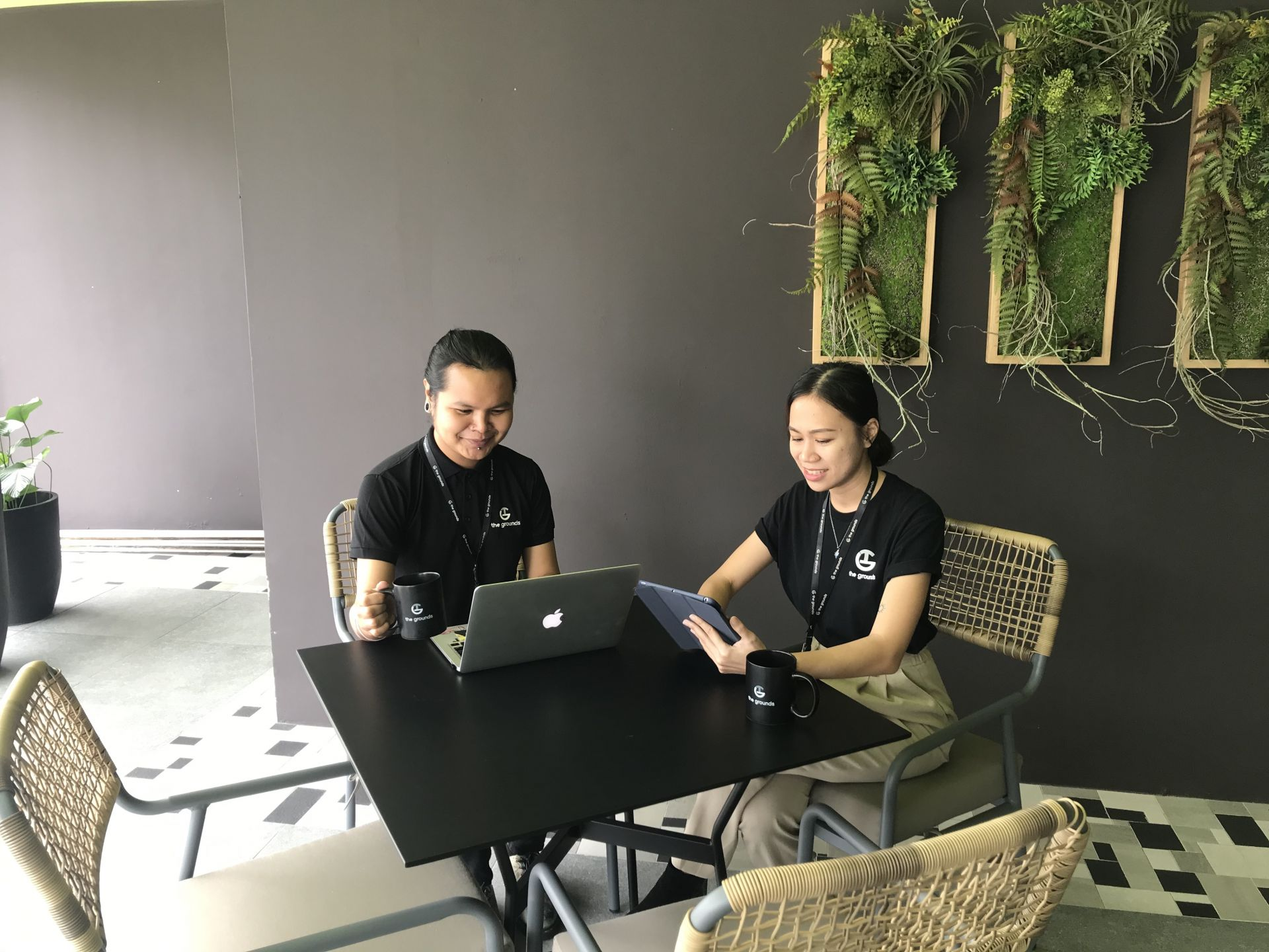 The Grounds Coworking Space, Kuching