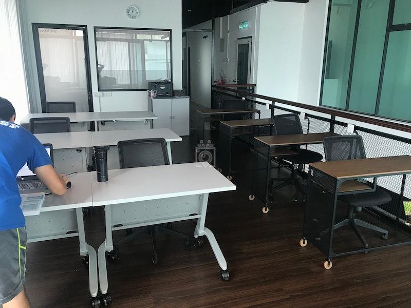 Habitat Coworking Cafe, Penang