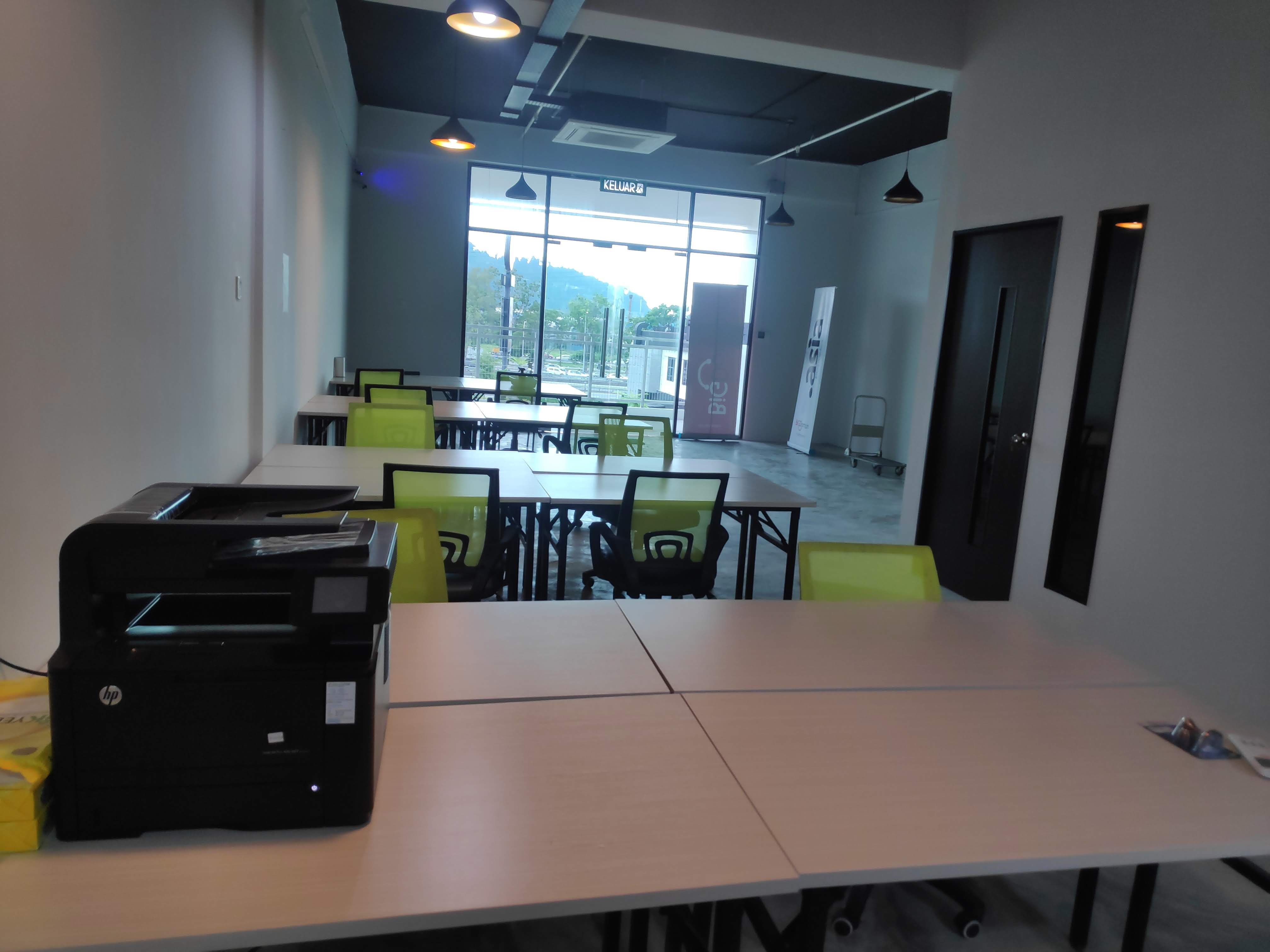 BigCO Coworking CoLearning Space, Perai