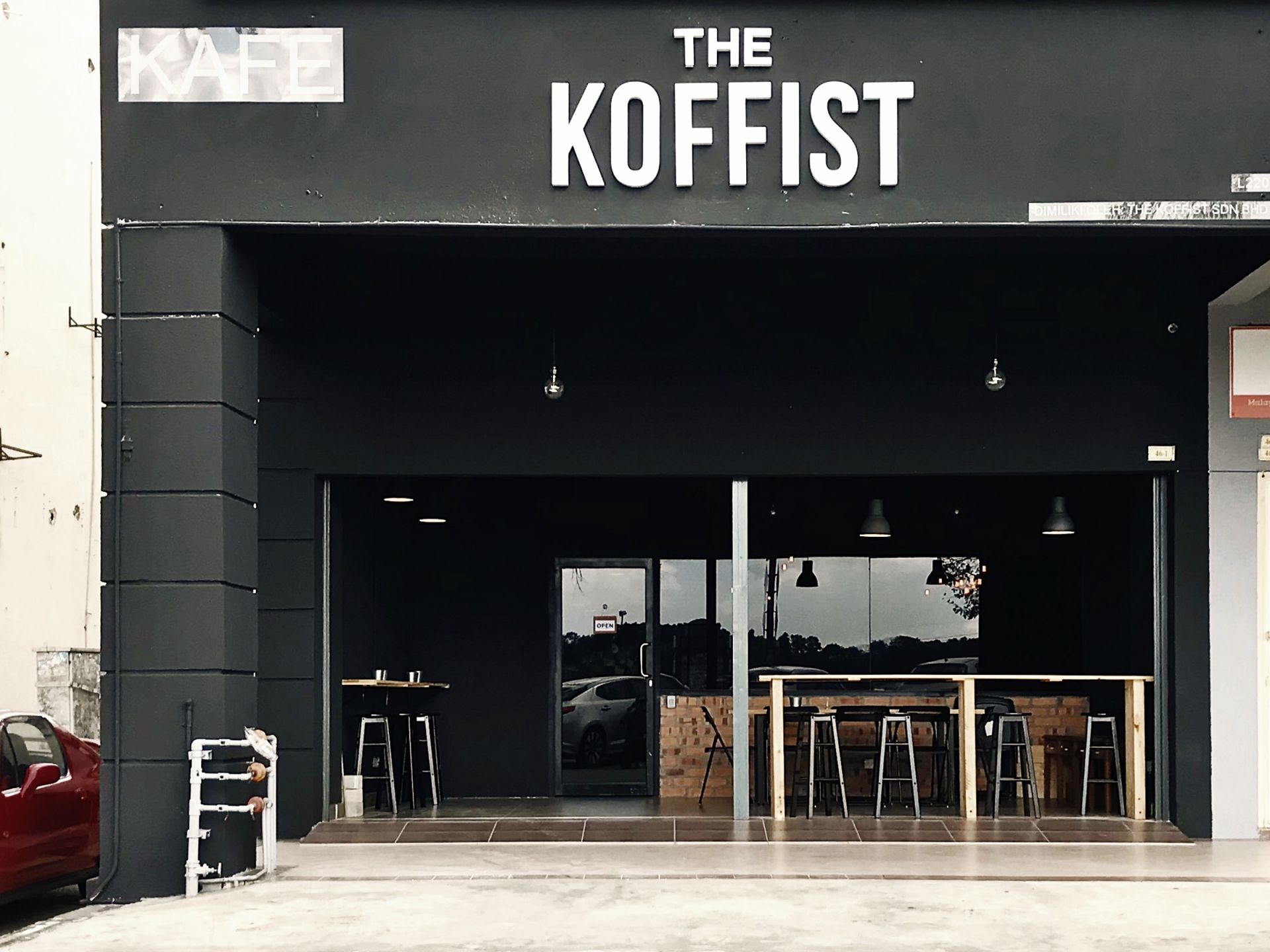 The Koffist, Petaling Jaya