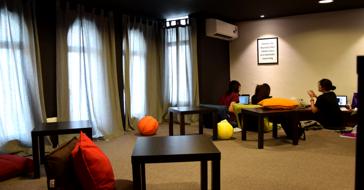 The Playground Co-Sharing Space, Petaling Jaya