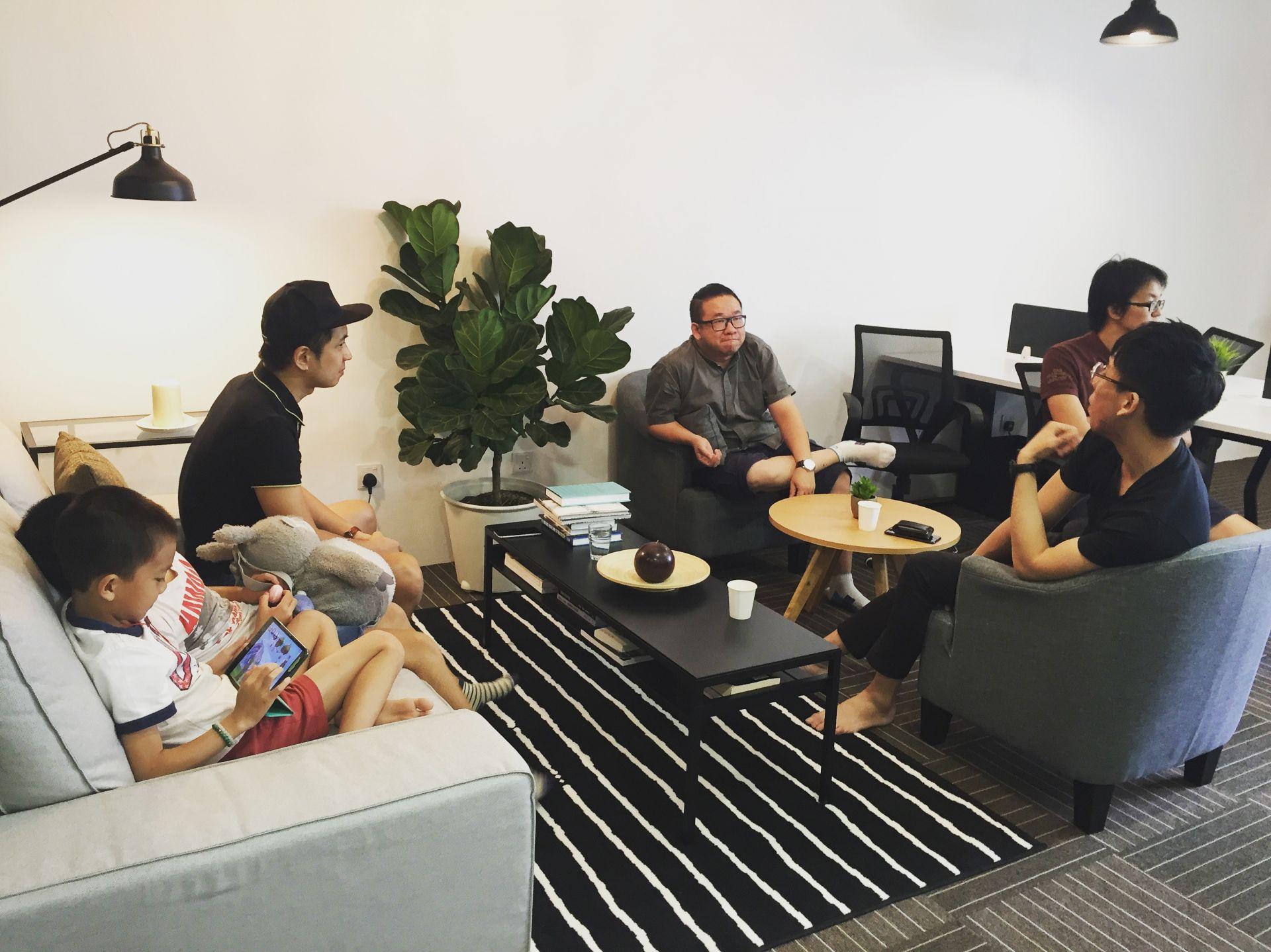 Collective Workspace, Port Klang