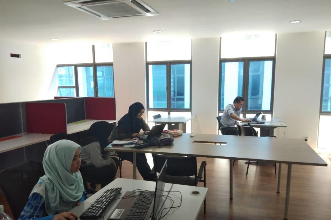 EcoBlok Workspaces, Putrajaya