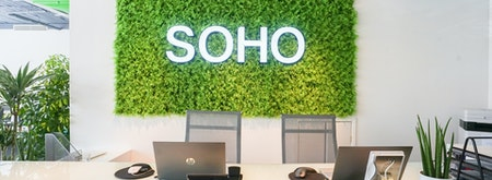 SOHO Office Space - Savoy Gardens
