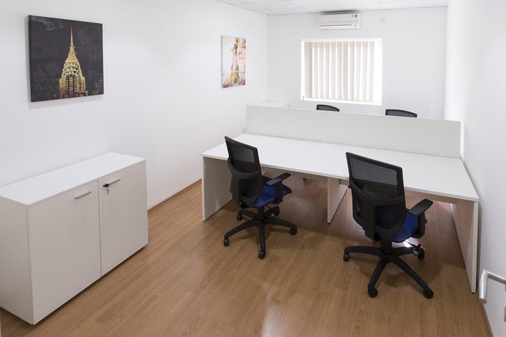 Bleu Business Hub, Pieta