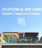 WorkHere! Coworking profile image