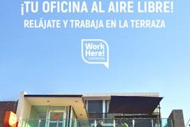 WorkHere! Coworking, Culiacan