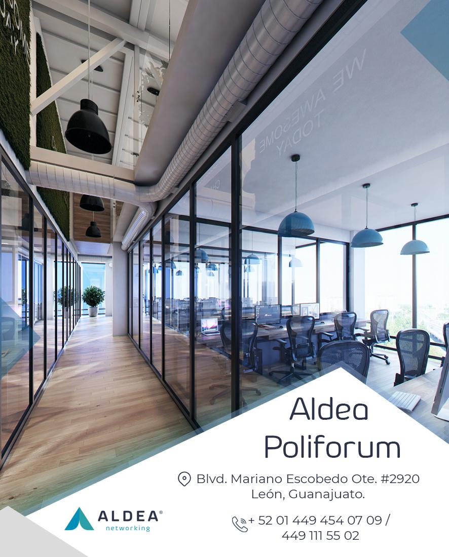 Aldea Poliforum, Leon
