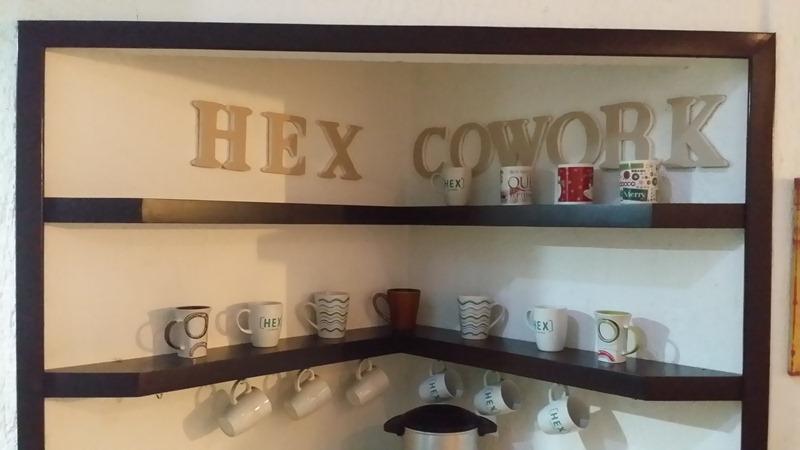 Hex Cowork, Merida