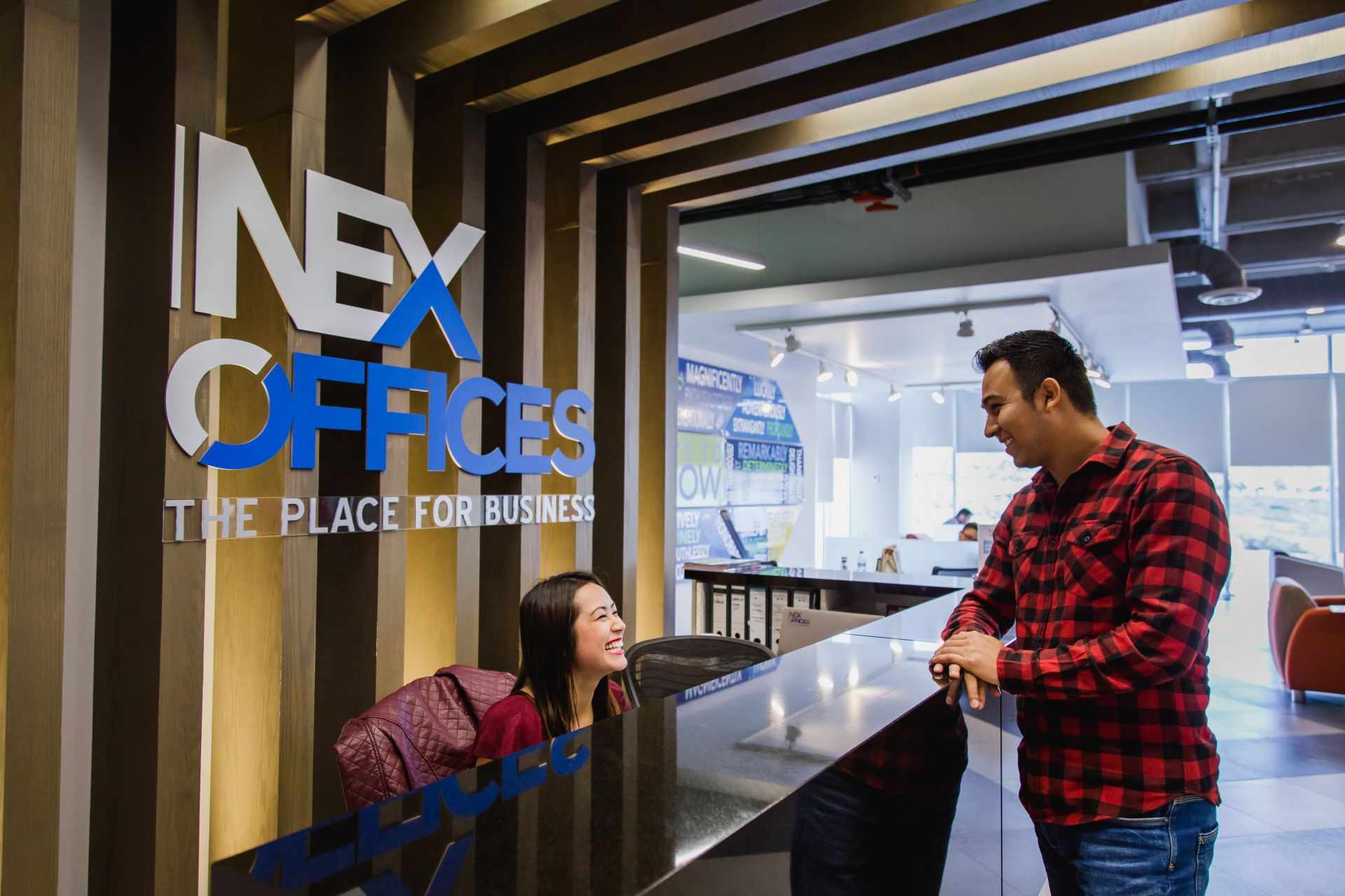NEX Offices Luxus, Merida
