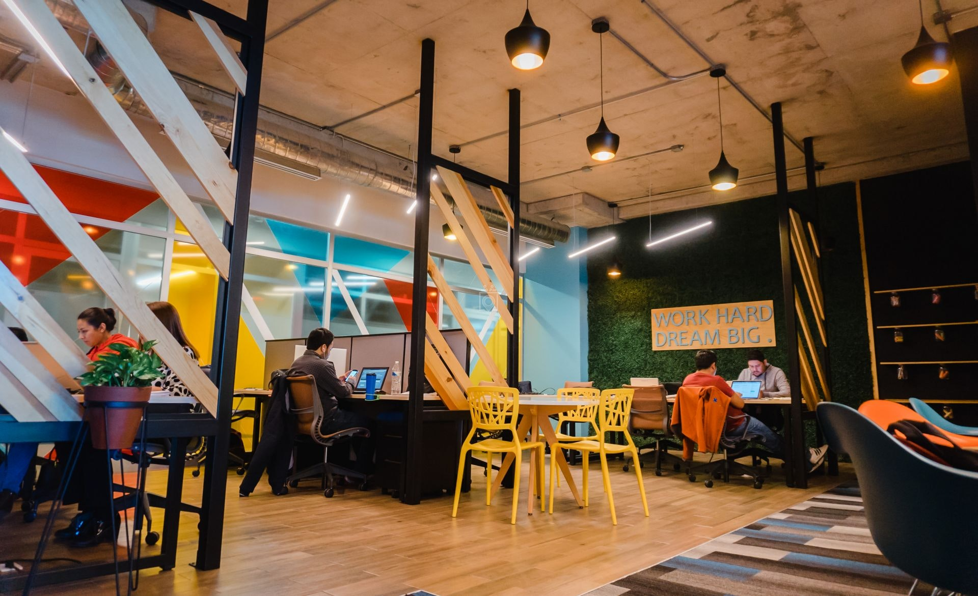Nex Offices Luxus Merida Book Online Coworker