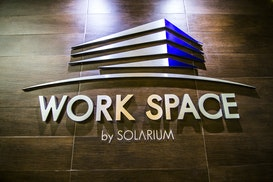 Work Space by Solarium, Mexicali