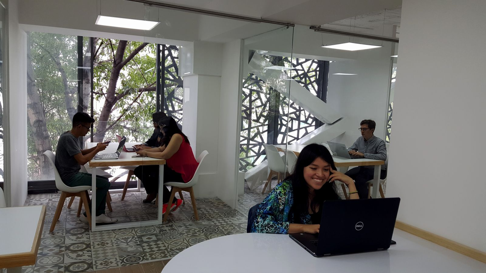Capital Coworking México, Mexico City