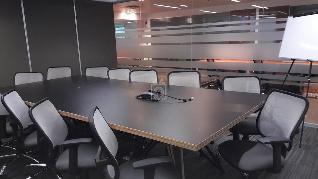 Central Executive Offices, Mexico City