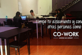 Co-work, Naucalpan