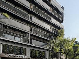 Colony Spaces Colima, Mexico City