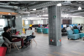 Coworking, Mexico City