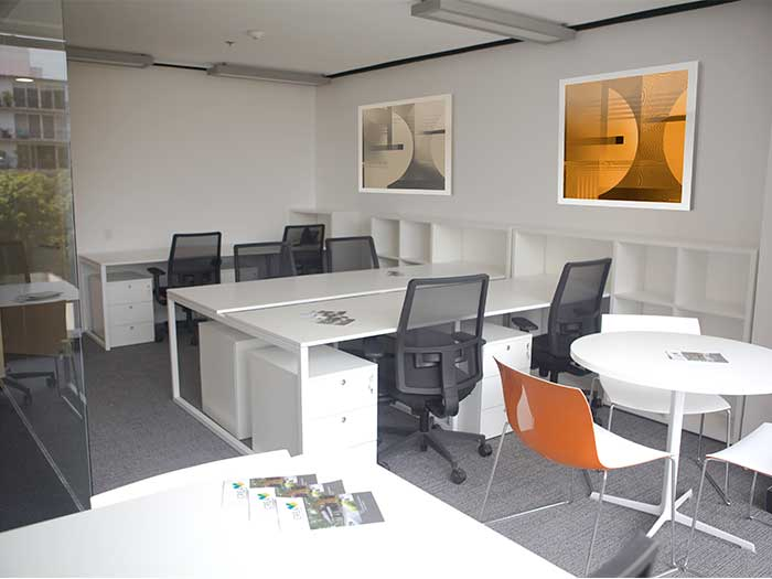 Crea Working Spaces, Mexico City