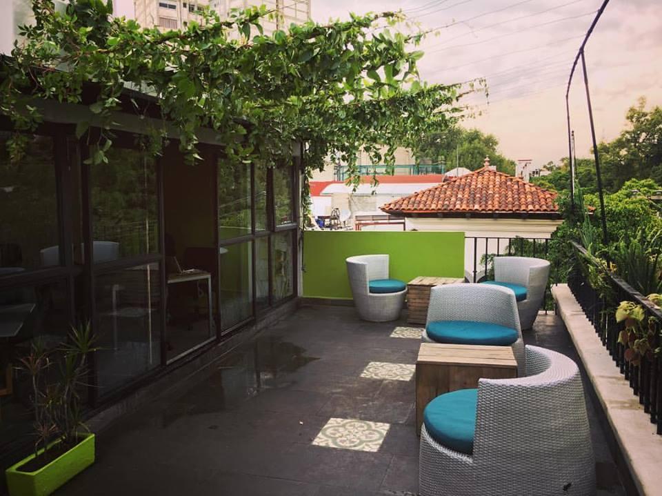 El 3er espacio, Mexico City