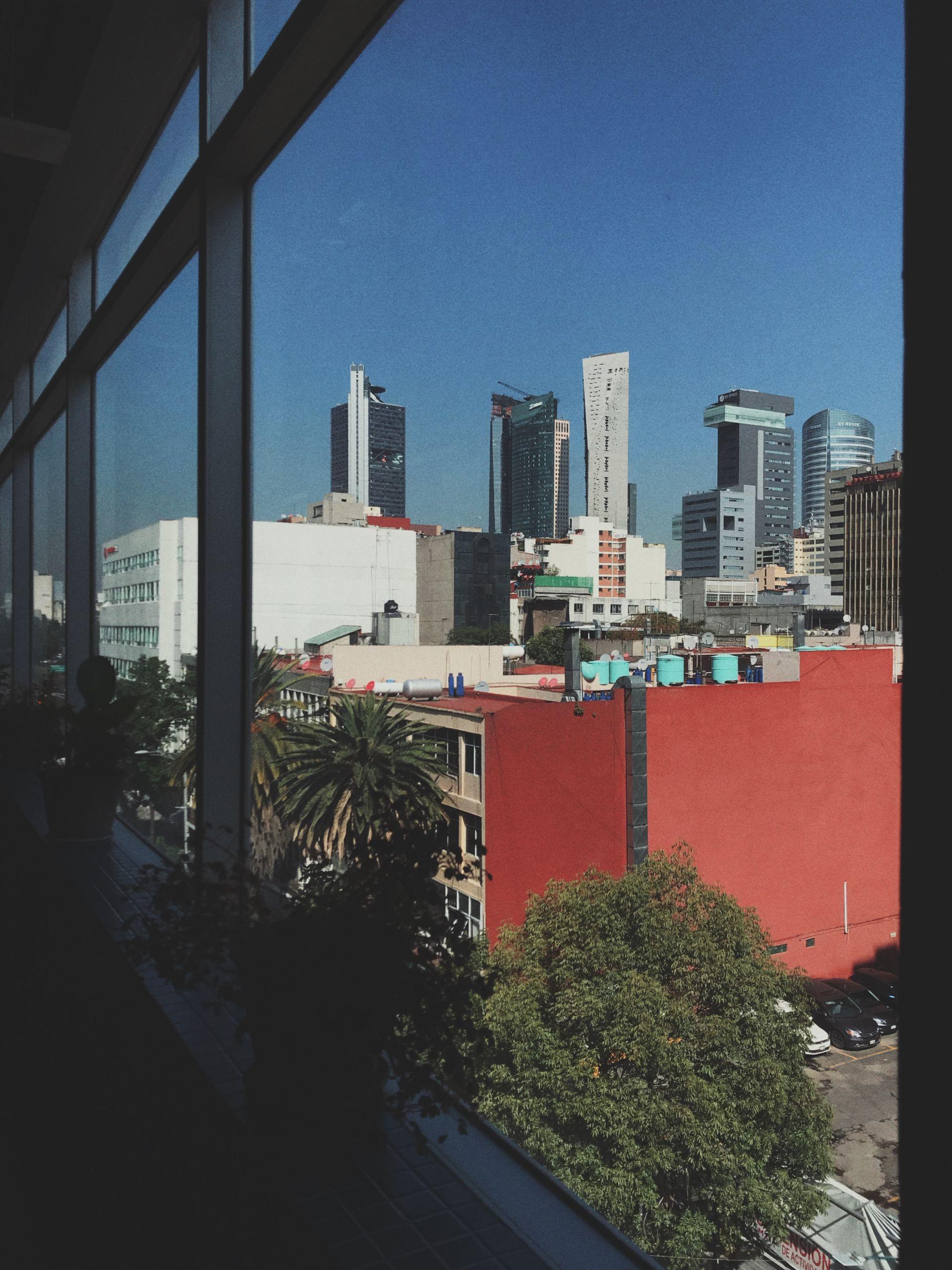 Homework Chapultepec, Mexico City