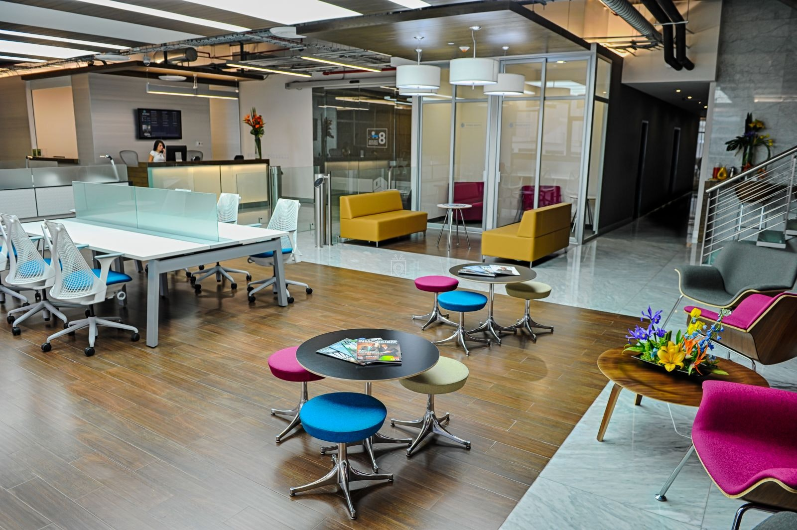 Ios Offices Capital Reforma Mexico City Book Online