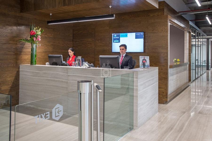 IOS OFFICES CONDESA, Mexico City
