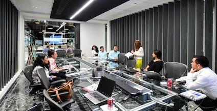 IOS OFFICES MIYANA, Mexico City