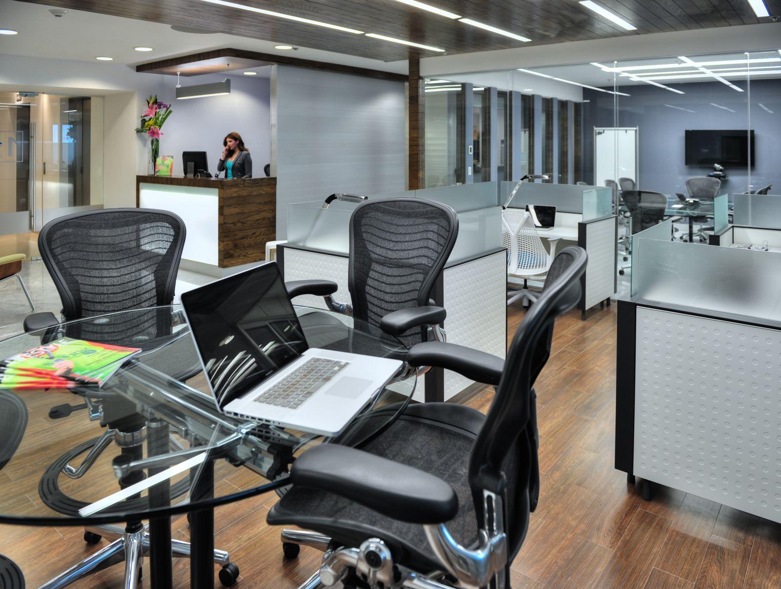 IOS OFFICES PUNTA SANTA FE, Mexico City