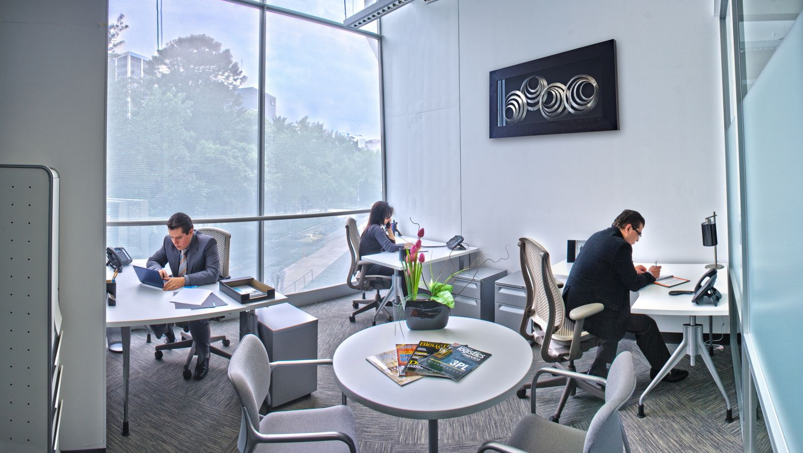IOS OFFICES REFORMA 222, Mexico City