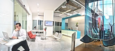 IOS OFFICES REFORMA 222