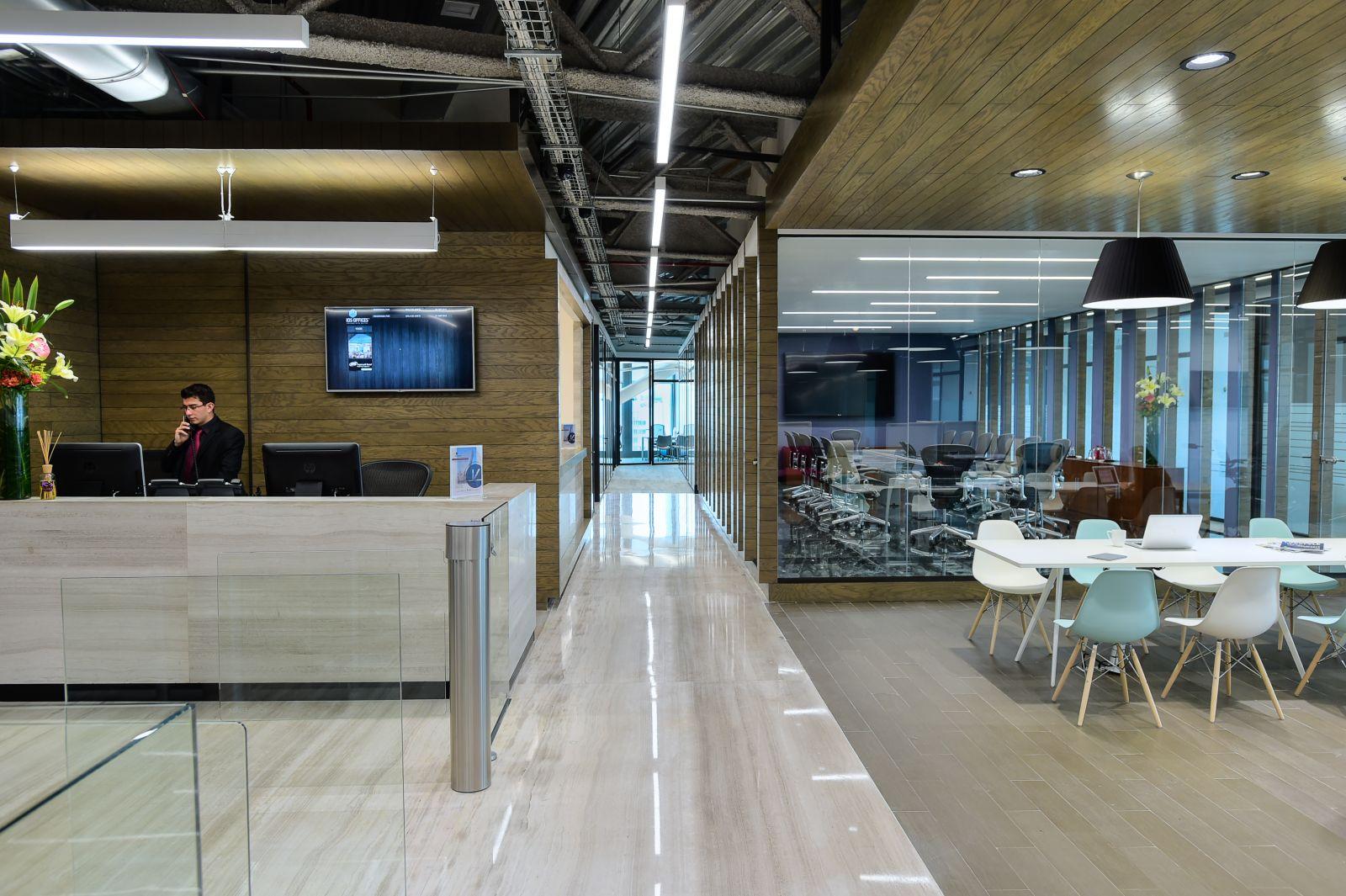 IOS OFFICES VIRREYES, Mexico City
