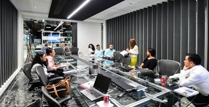 IOS OFFICES, Mexico City
