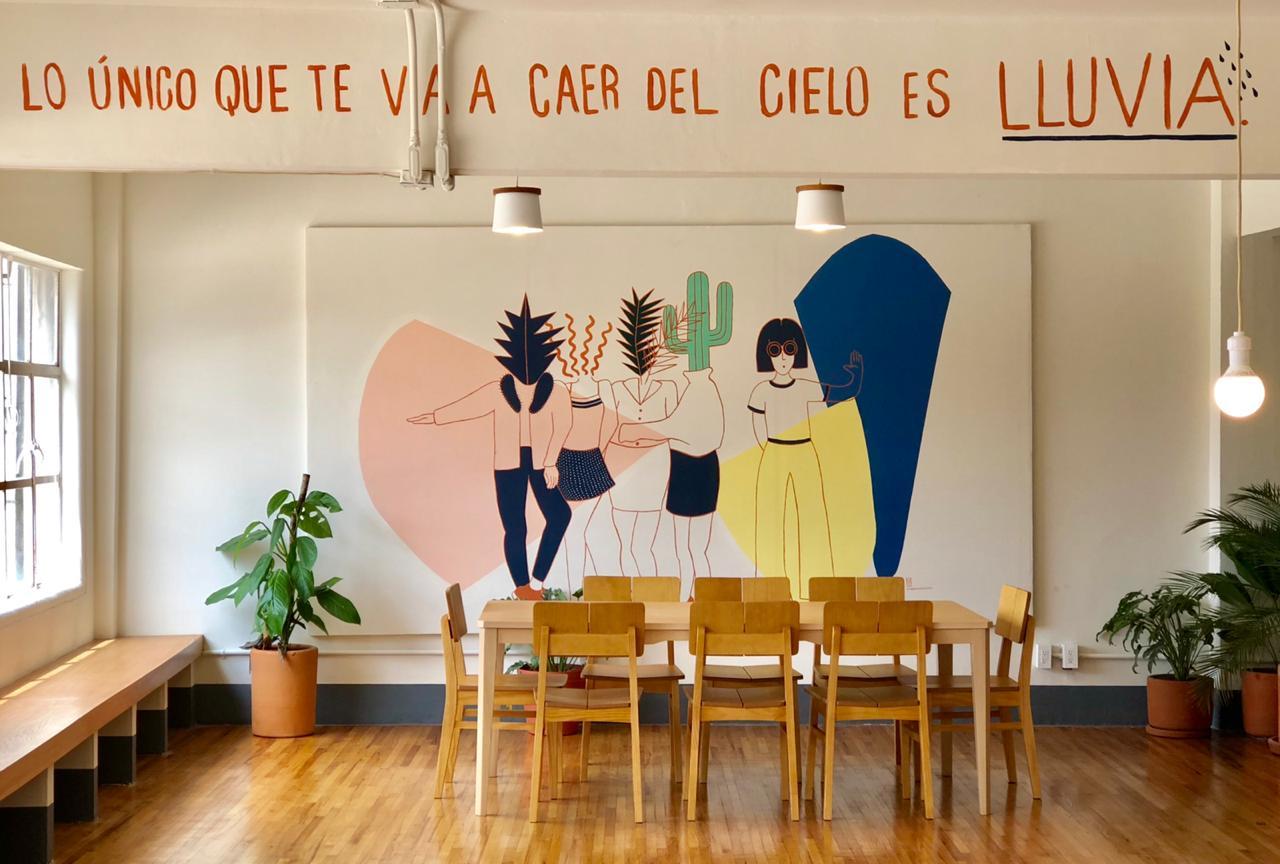 MIA Co-Growing, Mexico City