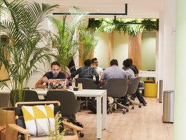 Openhub Coworking, Mexico City