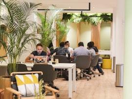 Openhub Coworking, Mexico City