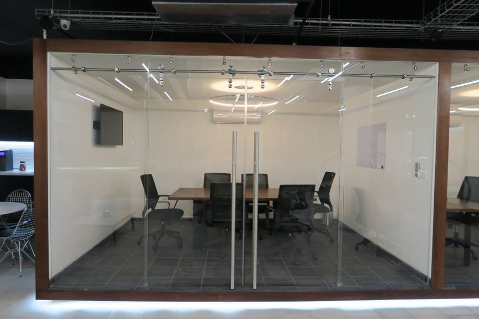 P3 Offices, Mexico City