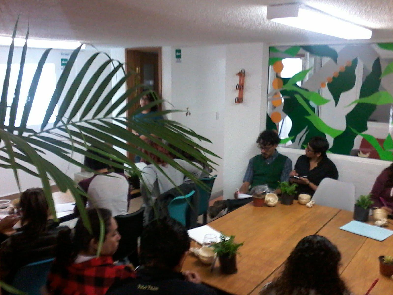 Planta Coworking, Mexico City