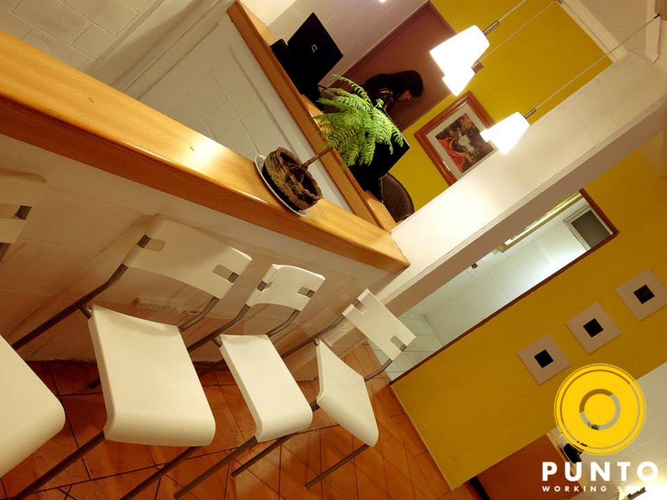 Punto Working Space, Mexico City