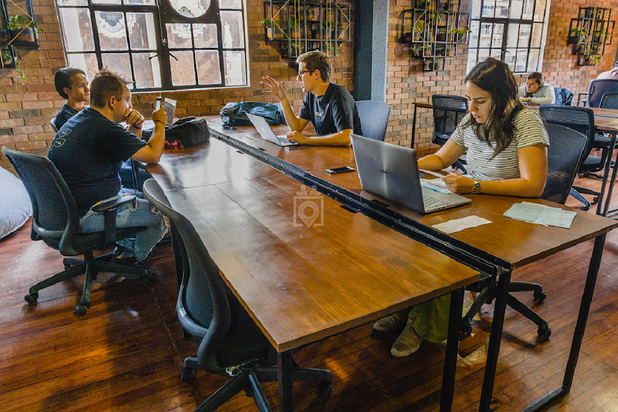 Selina Cowork Downtown CDMX, Mexico City