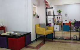 Spacioss Coworking, Mexico City